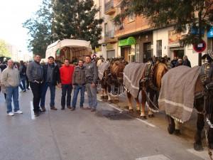Bendición San Antonio Valencia '15