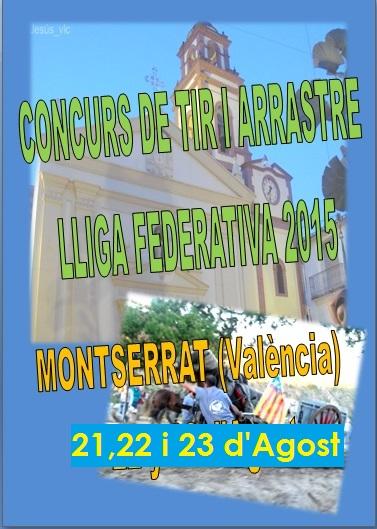 Anuncio Tiro Montserrat Agosto 2015