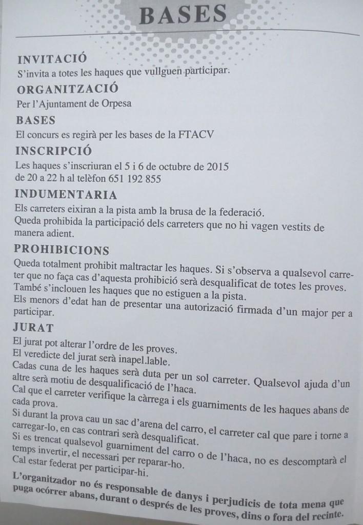 Cartel Oropesa octubre 2015 3