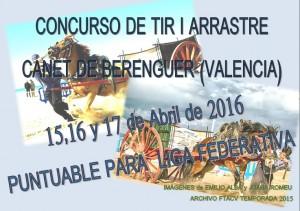 Anuncio Tiro Canet Abril 2016