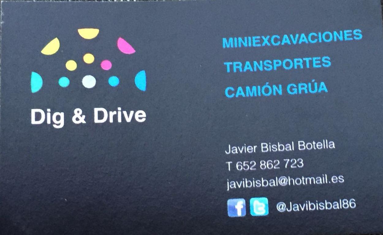 DIG & DRIVEJavier Bisbal