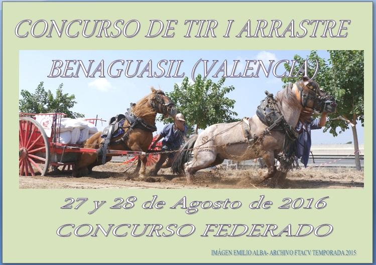 Anuncio Tiro Benaguasil Agosto 2016