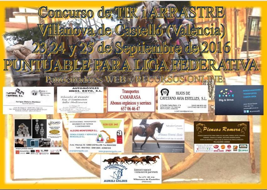 Anuncio Villanova de Castello septiembre -16