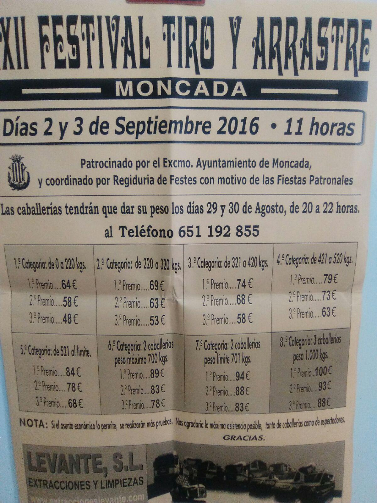 CartelMontcada Septiembre 2016